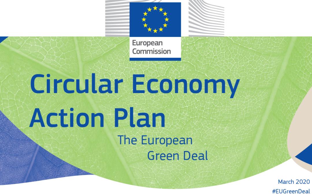 Publicado el nuevo Plan de Acción de Economía Circular Europeo