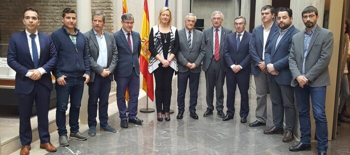 Todos los grupos parlamentarios se adhieren al pacto para impulsar en Aragón la economía circular