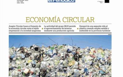 ESPECIAL ECONOMÍA CIRCULAR: La reutilización de residuos, el camino hacia la sostenibilidad