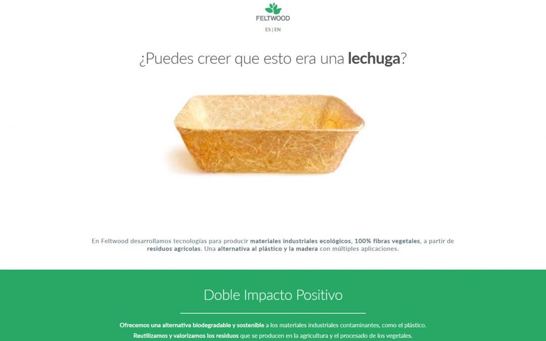 Tecnologías para transformar residuos vegetales en materiales industriales biodegradables