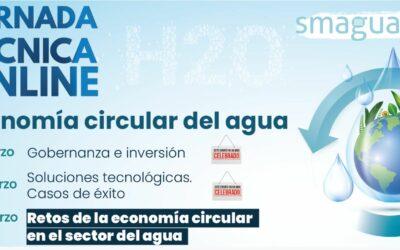 La economía circular del agua: Retos de la economía circular en el sector del agua
